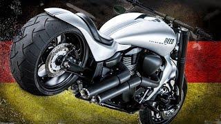 Download Suzuki Intruder M1800R | Boulevard M109R ″Intruso DEED″ by RST | Motorcycle Custom Review Video