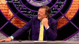 Download Ventriloquist Dummies - QI - Series 9 - Episode 6 - BBC Two Video