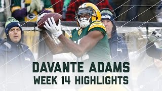 Download Davante Adams 104-Yard & 1 TD Day! | Seahawks vs. Packers | NFL Week 14 Player Highlights Video
