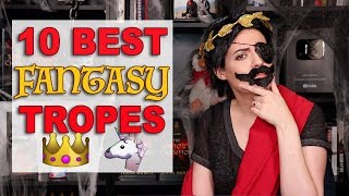 Download 10 Best Tropes in Fantasy Fiction + BIG NEWS! Video