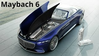 Download Mercedes-Maybach 6 Cabriolet - Electric Ultra Luxury (750 hp) Video