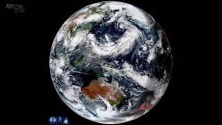 Download For Earth Day! Stunning time lapse video of Earth from Space - Incredible detail - Japan , Australia Video