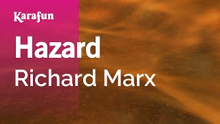 Download Karaoke Hazard - Richard Marx * Video