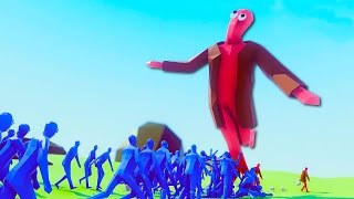 Download UNSTOPPABLE MONSTER!! | Totally Accurate Battle Simulator #4 Video