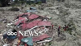 Download More than 1,400 dead, thousands injured after Indonesia quake Video