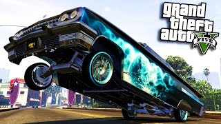 Download GTA Online: HYDRAULICS & CUSTOMISATION - New ″Lowrider″ DLC Declasse Voodoo Showcase (GTA 5 DLC) Video