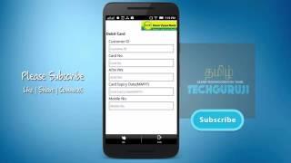 Download How to Register KVB Mobile Banking (Karur Vysya Bank) - Tamil Banking Video