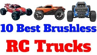 Download Top 10 best brushless rc trucks Video