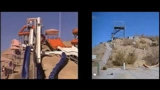 Download Rock a Hoola Waterpark - Abandoned - Then and Now - Rock a Hoola/Lake Dolores water park Video