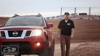 Download 2014 Nissan Frontier PRO-4X Video