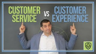 Download Customer Service Vs. Customer Experience Video