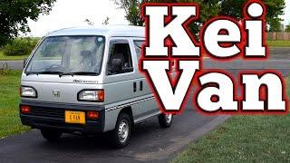 Download Regular Car Reviews: 1988 Honda Acty Street Kei Van Video