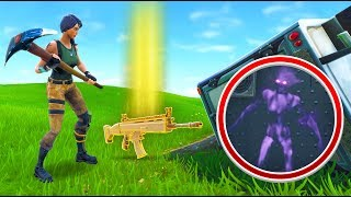 Download Trolling Players with Shadow Cubes In Fortnite! Video