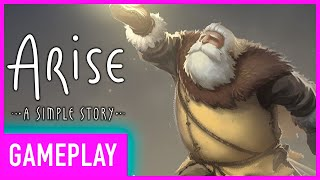 Download Arise: A Simple Story Gameplay - 9 Minutes Of Giant Sunflowers & Earthquakes Video