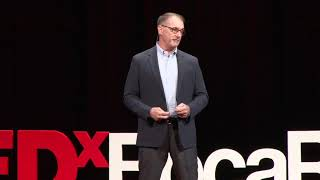 Download Turn of the tide: Seeing dolphins differently | John Racanelli | TEDxBocaRaton Video