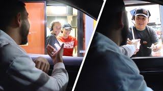 Download TIPPING DRIVE THRU WORKERS $1,000!! *EMOTIONAL* Video