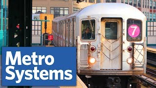 Download Why don't more U.S. cities have metro systems like New York? Video