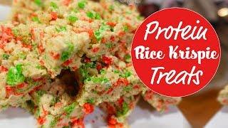 Download High Protein Rice Krispie Treats Video