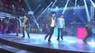 Download Luv U and Gimme 5 on Showtime! Video