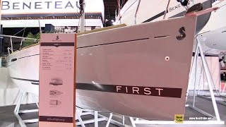 Download 2017 Beneteau First 20 Sailing Yacht - Deck and Interior Walkaround - 2016 Salon Nautique Paris Video