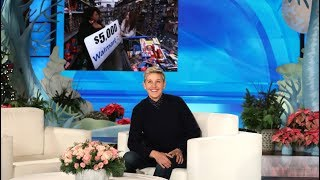 Download She Thought She Was Just Running Errand, But Ellen's Surprise Left Her in Tears Video