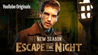 Download ESCAPE THE NIGHT SEASON 4 | Exclusive Teaser #1 Video