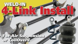 Download 4-Link Rear Suspension for Air Ride and Coilovers Video