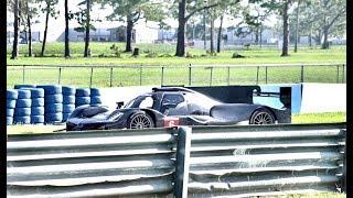 Download Penske Acura DPI testing Sebring Raceway Video