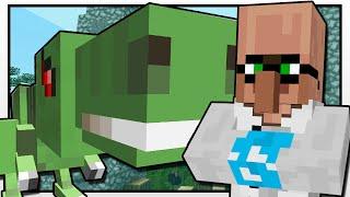 Download Minecraft | TRAYAURUS VISITS JURASSIC WORLD!! | Custom Mod Adventure Video