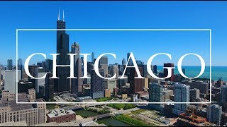 Download Chicago 4K Drone Footage Video