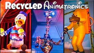 Download Top 10 Recycled Disney Animatronics Ft DisneyDan! Video