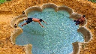 Download Making Swimming Pool Video