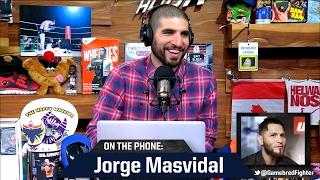 Download Jorge Masvidal Says Demian Maia Loss'Burns Like A F*cking STD' Video