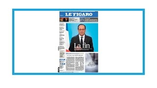 Download French papers react after Hollande bows out: 'The End' Video