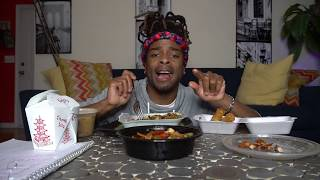 Download THAI FOOD (MUKBANG) W/ FUNNY CONVERSATION Video