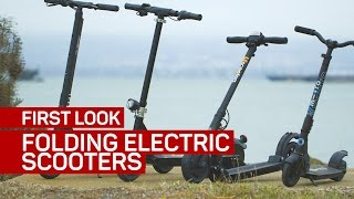 Download Zip zap zoom: What to look for in a folding electric scooter Video