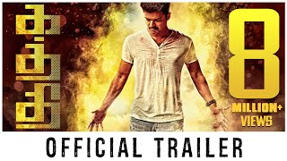 Download Kaththi - Trailer | Vijay, Samantha | A.R.Murugadoss | Anirudh | Official Video