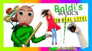 Download BALDI'S BASICS IN REAL LIFE | Screen Team Video