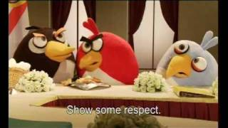 Download Angry Birds Peace Treaty Video