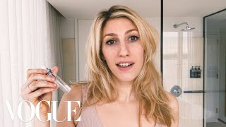 Download This Sex Columnist's Beauty Routine Will Make You Better at Flirting | Vogue Video
