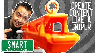 """Download Content Creation (5 """"Sniper"""" Tools for Creating Winning Content) Video"""