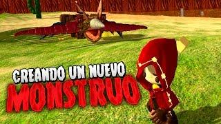 Download CREANDO UN NUEVO MONSTRUO - CHKN | iTownGamePlay Video