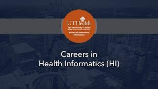 Download Careers in Health Informatics Video
