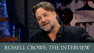 Download Russell Crowe Full Interview Video