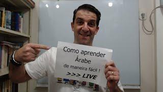 Download Como aprender Árabe de maneira fácil! LIVE! Video