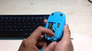 Download Bàn phím không dây Logitech MK240 nhỏ gọn cho smartTV Video