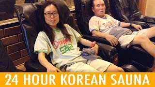 Download 24 Hour Korean Spa (KWOW #187) Video