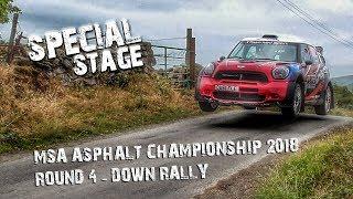 Download MSA Asphalt Championship Round 4 - Down Rally Video