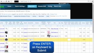 Download Dropship eBay Amazon Price Tracker. Track prices from any domain source Video