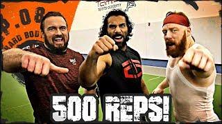 Download Ep.08 Jinder Mahal & Drew McIntyre 500 Reps Workout... Video